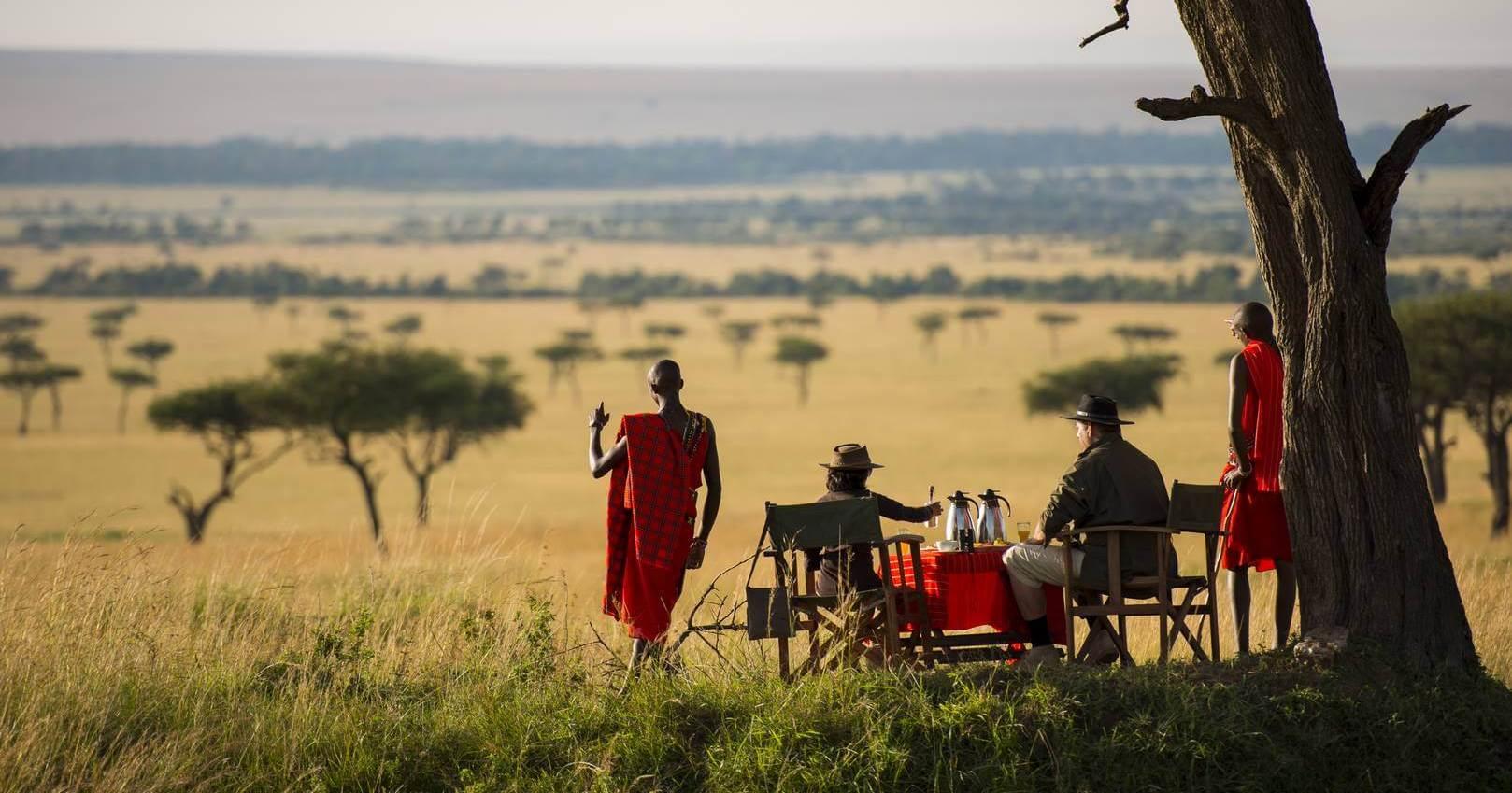 Kilima-Camp-Masai-Mara-bush-breakfast-east-safaris