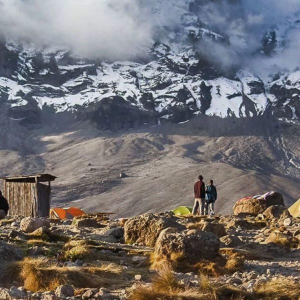Kilimanjaro Climbing Machame Route