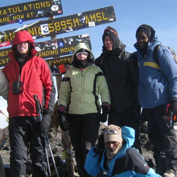 Kilimanjaro Lemosho route 8 Days Climbing