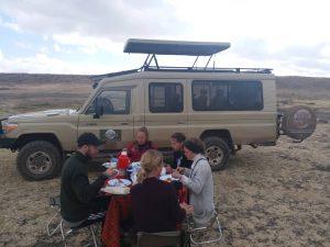 3 days Safari to Serengeti and Ngorongoro crater