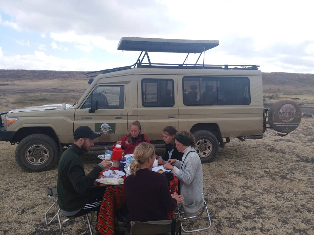 3 days Safari to Serengeti and Ngorongoro crater